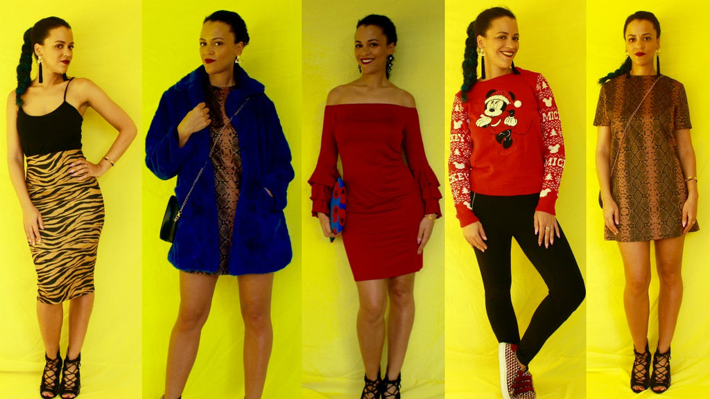 6 Holiday Party Outfit Ideas Lookbook