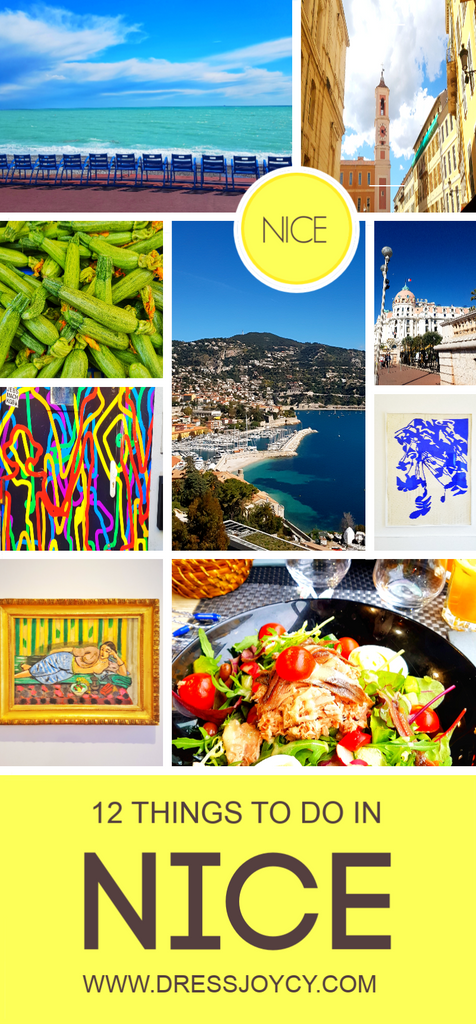 12 Things To Do In Nice - France