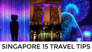 15 Fun Things To Do in Singapore, City of the Future?