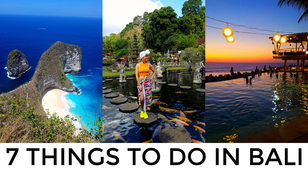 Top 7 Things To Do in Bali, Islands of the Gods or Instagram Circus?