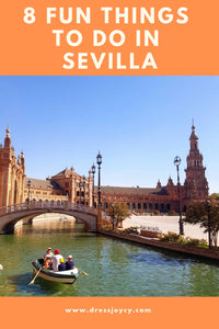 8 Fun Things To Do in Sevilla from Flamenco Polka Dots, Romantic Boat Rides to Historical Travel