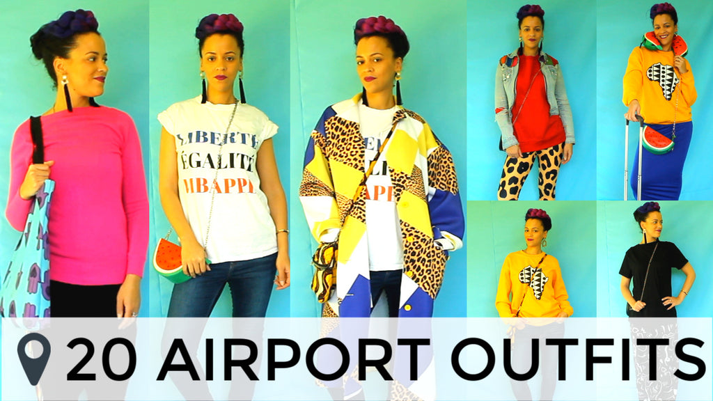 20 Airport Travel Outfit Ideas + 5 Schiphol Airport Fashion Trends