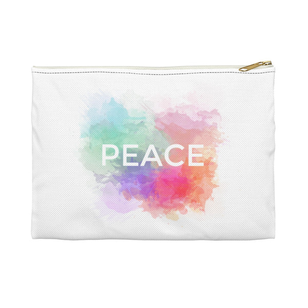 Inner Peace Travel Makeup Bag