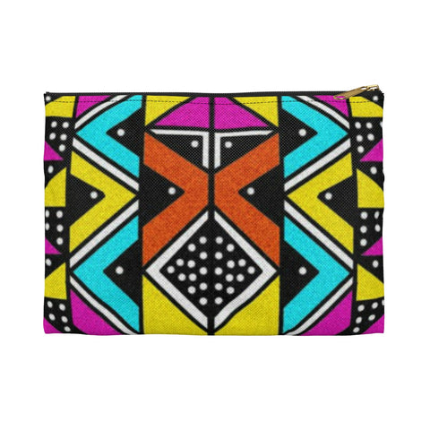 125th Street Harlem Travel Makeup Bag | Culture Couture