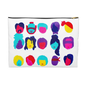 Gente de Toda Cor Makeup Bag - Say it with HeART