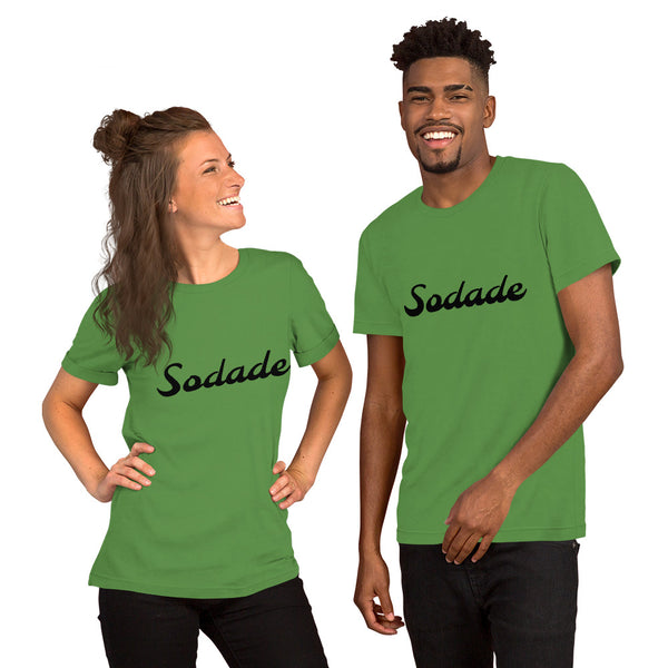 Sodade Unisex T-Shirt | Cabo Verde Culture Couture