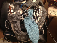 THE Barb Brown: Holiday Knitting!