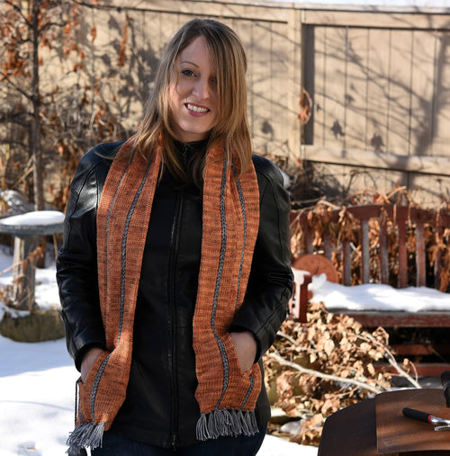 Tiny Mouse Scarf