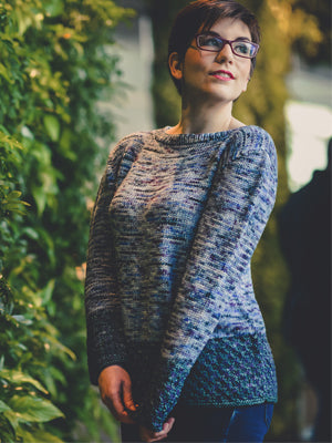 Winter Thorns Pullover