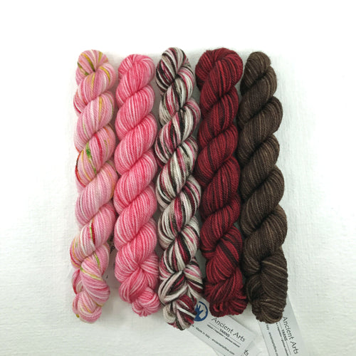 Socknado Twisters Mini Skein Set - The Finer Things In Life