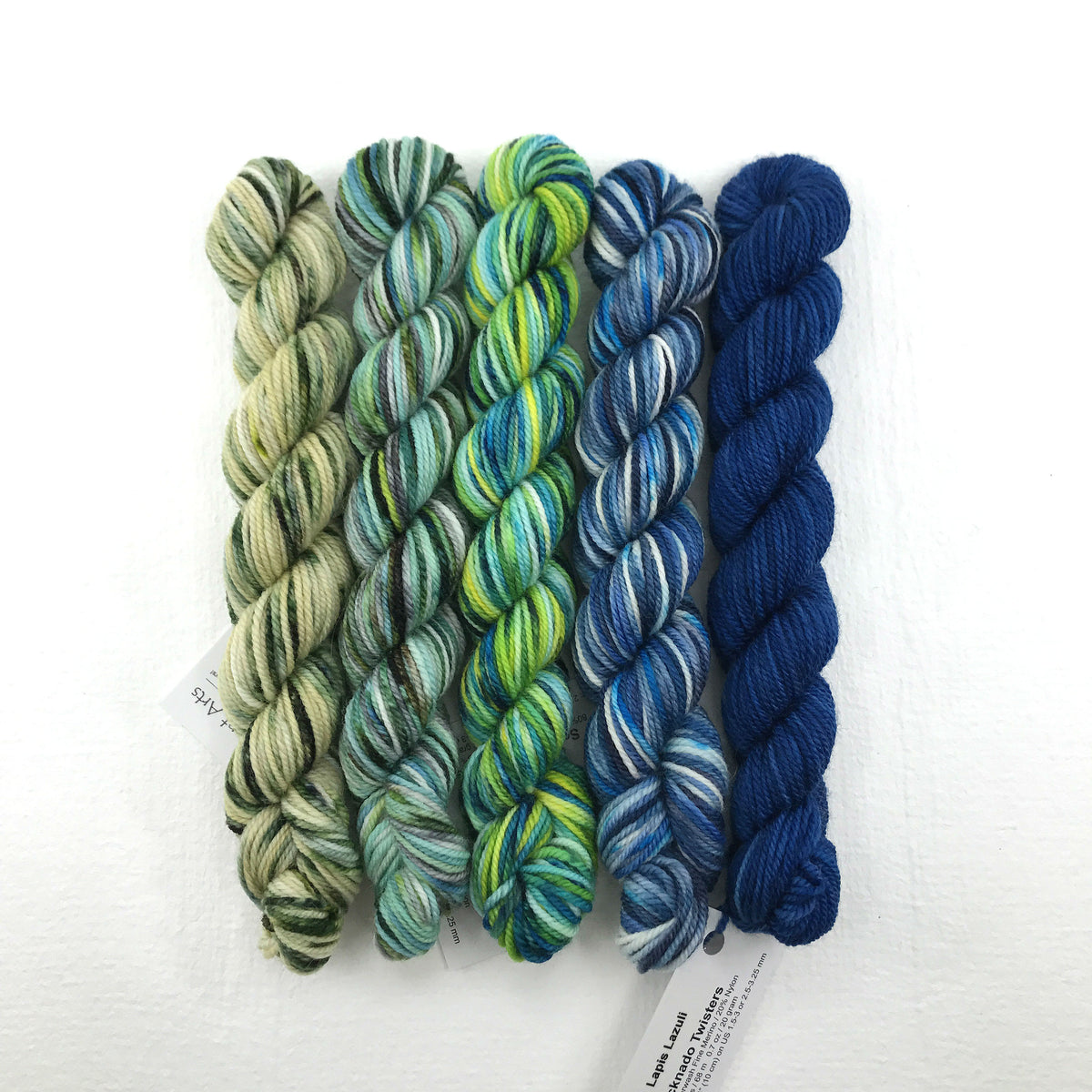 Socknado Twisters Mini Skein Set - Songs Of Summer