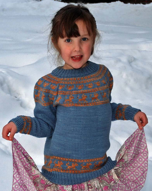 Walking Cat Sweater