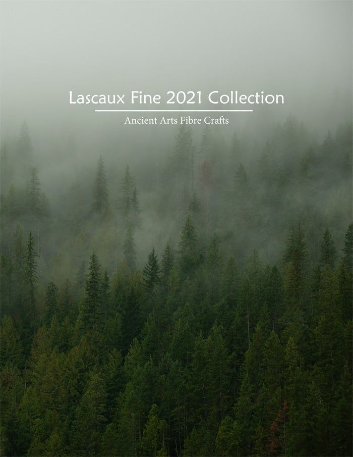 Lascaux Fine Pattern Collection - Complete Collection (14 Patterns) - E-Book