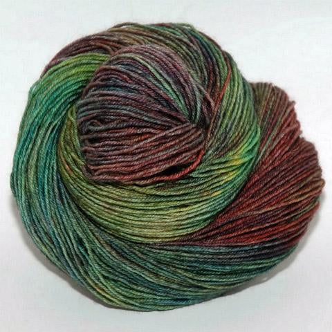Abalone - Merino DK / Light Worsted - Dyed Stock