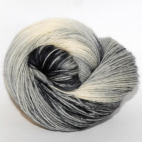 Alaskan Malamute - Little Nettle Soft Fingering - Dyed Stock