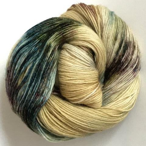 All Things to All People - Socknado Fingering - Dyed Stock