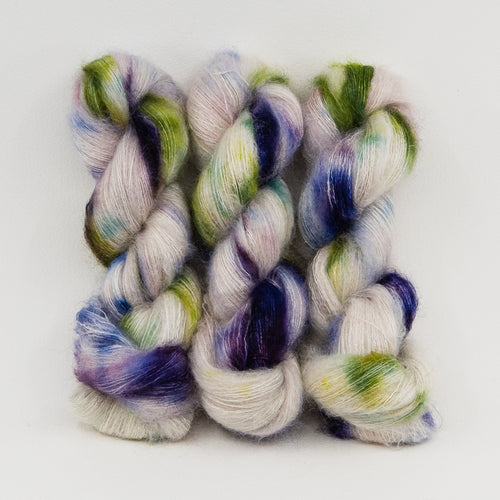 Alpine Meadow - Socknado Fingering - Dyed Stock