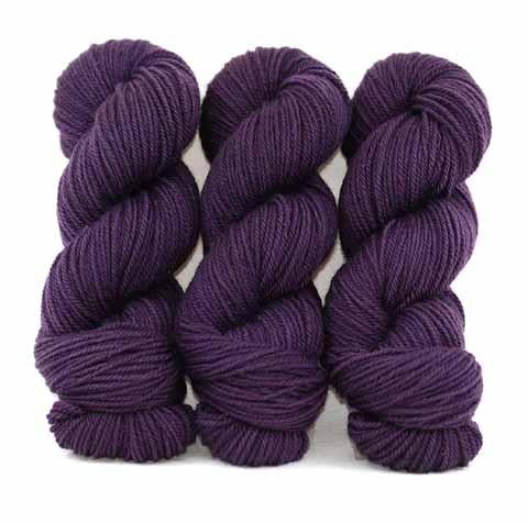 Amethyst in Lascaux Worsted