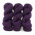 Amethyst-Lascaux Worsted - Dyed Stock