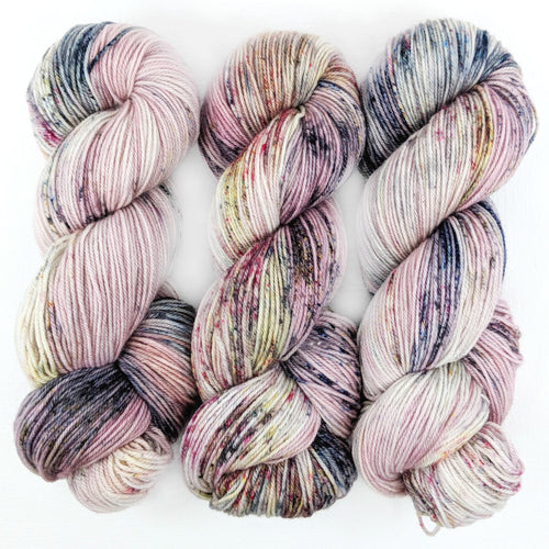 Antique - Merino Silk Fingering - Dyed Stock