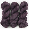 Baby Aubergine - Little Nettle Soft Fingering - Dyed Stock