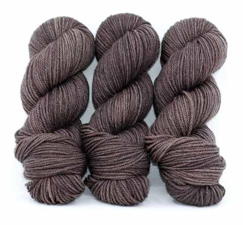 Baby Aubergine-Lascaux Fine 100 - Dyed Stock