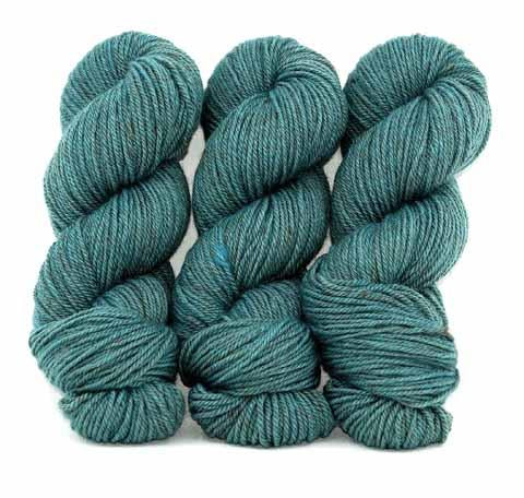 Beach Paradise-Lascaux Worsted - Dyed Stock