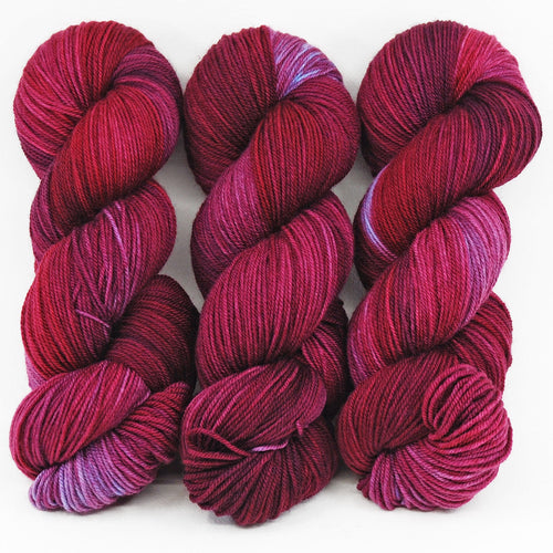 Beaujolais Nouveau - Merino DK / Light Worsted - Dyed Stock