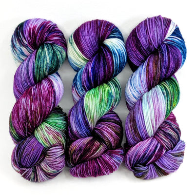 Beguilement in Revival Fingering - Dyed Stock