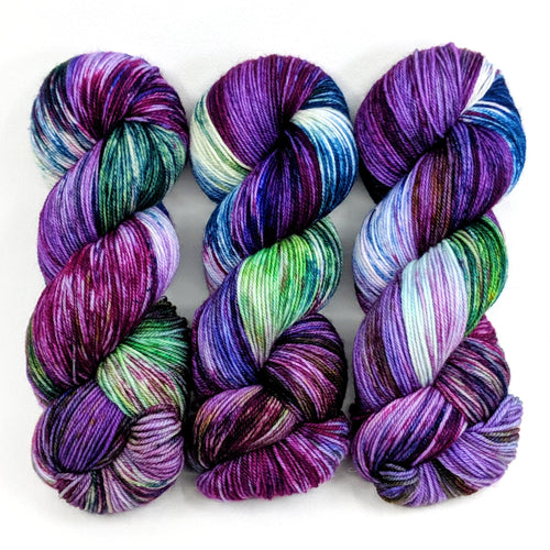 Beguilement in Socknado Fingering - Dyed Stock