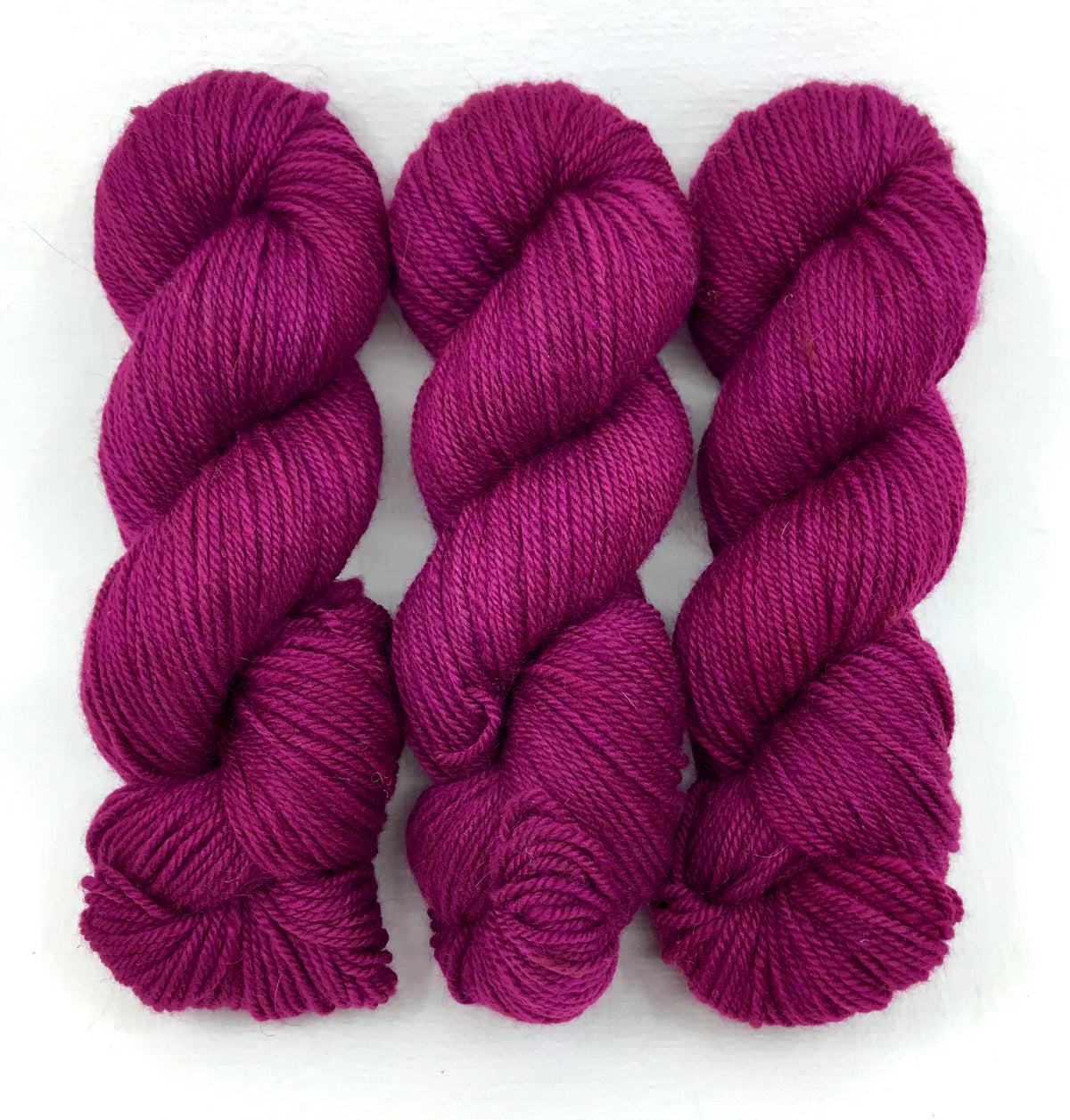 Berrylicious-Lascaux Worsted - Dyed Stock
