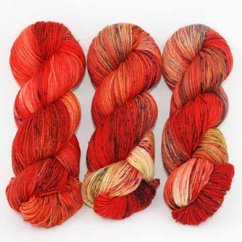 Bonfire in Revival Worsted - Dyed Stock