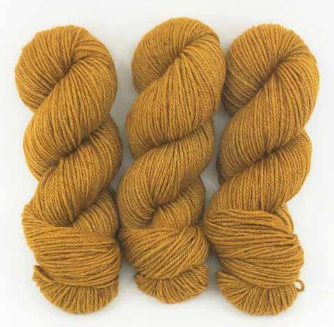 Brass Tacks in Lascaux Worsted
