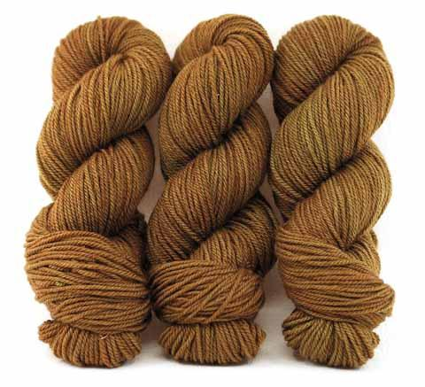 Bronze-Lascaux Worsted - Dyed Stock