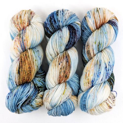 Cezanne - Still Life - Revival Fingering - Dyed Stock