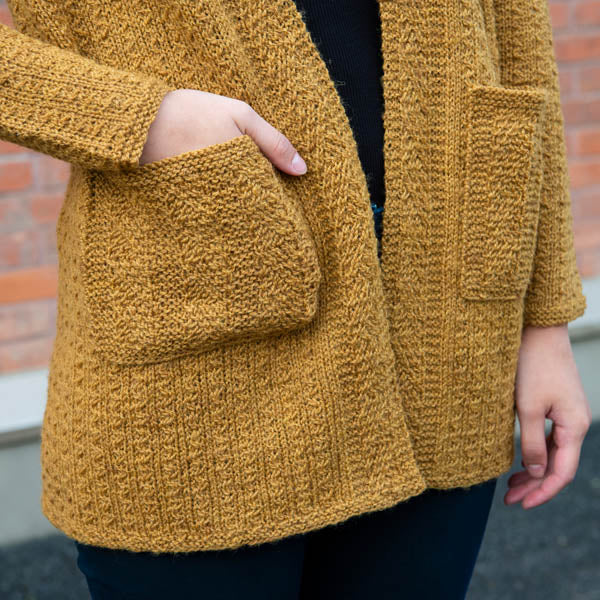 Chill Companion Cardigan Pattern