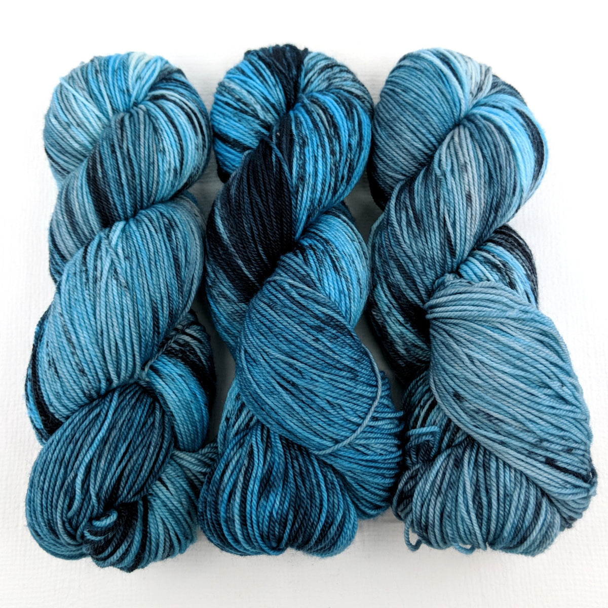 Chinook Arch - Socknado Fingering - Dyed Stock