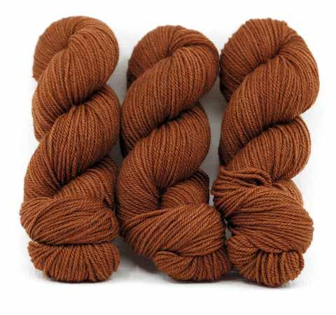 Cinnamon in Lascaux Worsted
