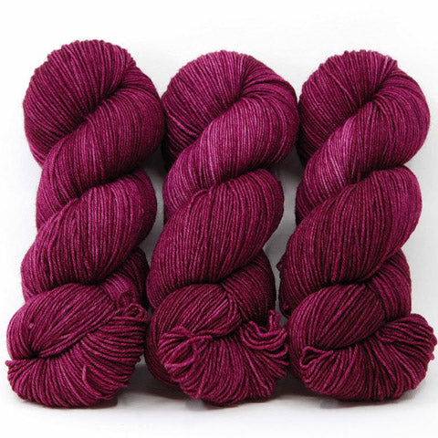 Contented Grapes - Revival Fingering - Dyed Stock
