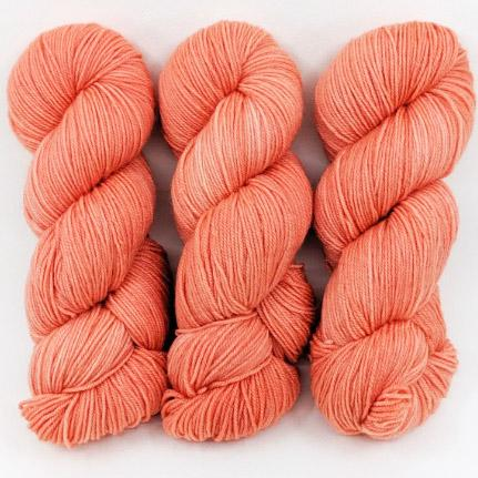 Coral Reef - Merino Silk Fingering - Dyed Stock