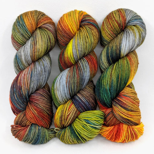 Cornucopia in Revival Worsted - Dyed Stock