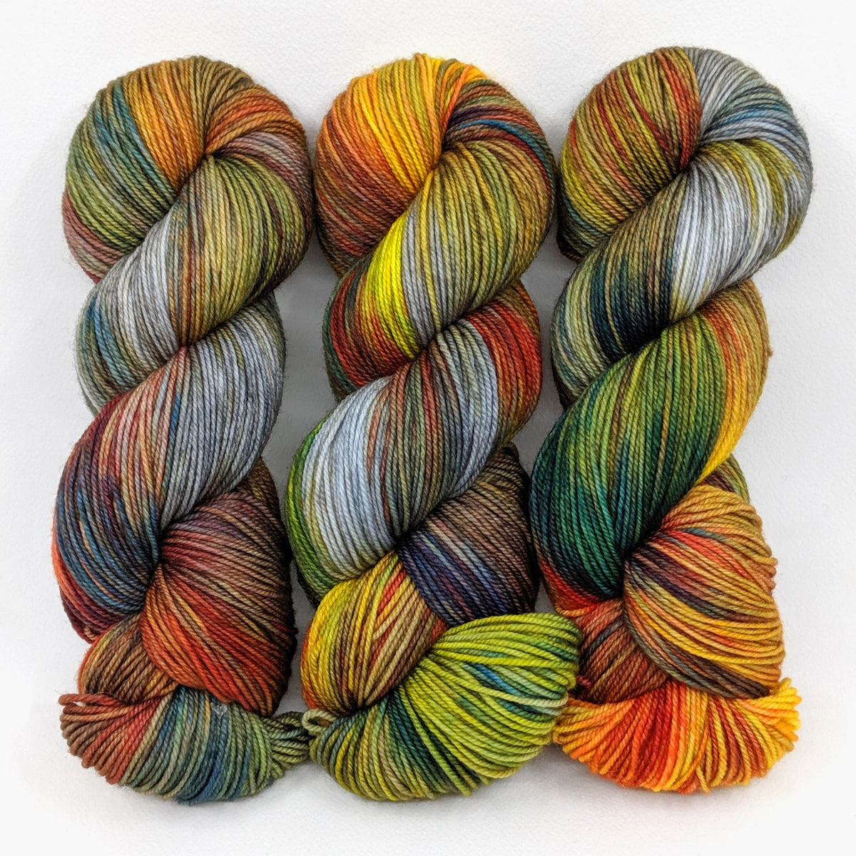 Cornucopia in Fingering / Sock Weight