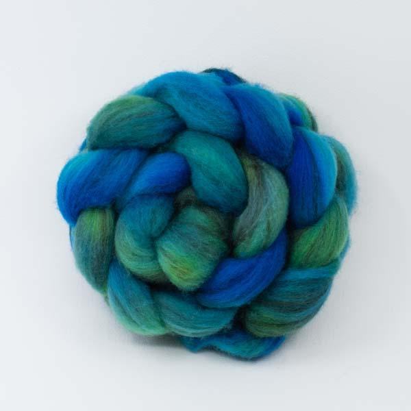Loch Ness - Mixed BFL - Limited Edition Dyed Top