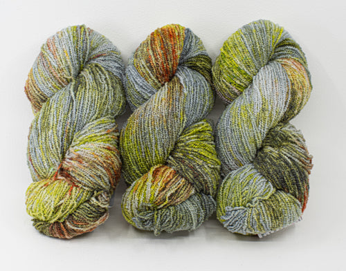 Lichen in My Crevices - Bunny Hug Sport - Dyed Stock