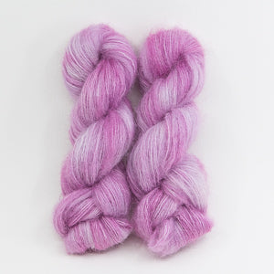 House Orchid - 72% Super Kid Mohair / 28% Mulberry Silk Lace Weight