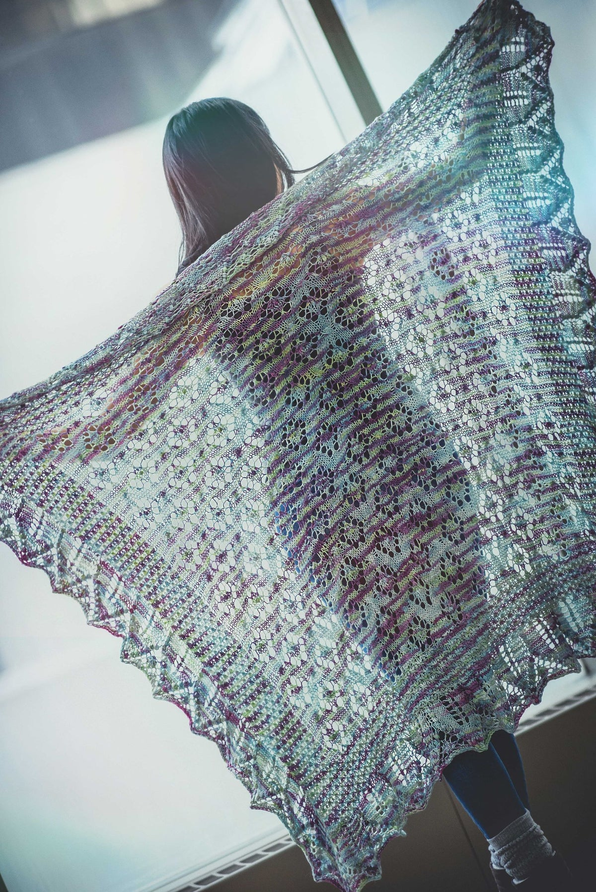 Memories of Estonia Shawl