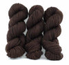 Dark Roast-Lascaux Worsted - Dyed Stock
