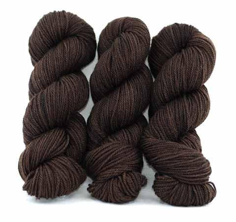 Dark Roast-Lascaux Fine 100 - Dyed Stock