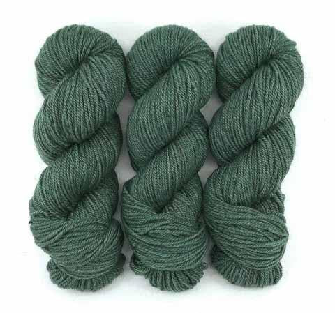 Davy Jones Locker-Lascaux Worsted - Dyed Stock
