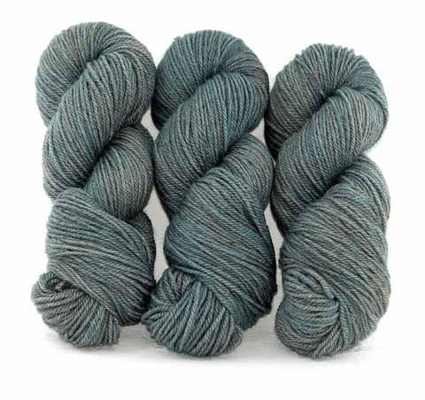 Denim 1-Lascaux Worsted - Dyed Stock